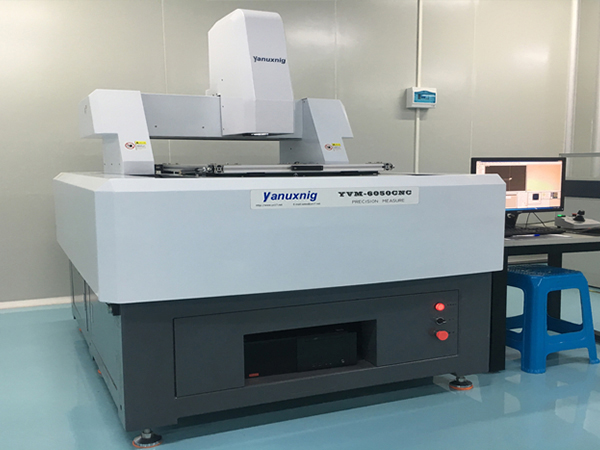 2.5-dimensional automatic measuring instrument